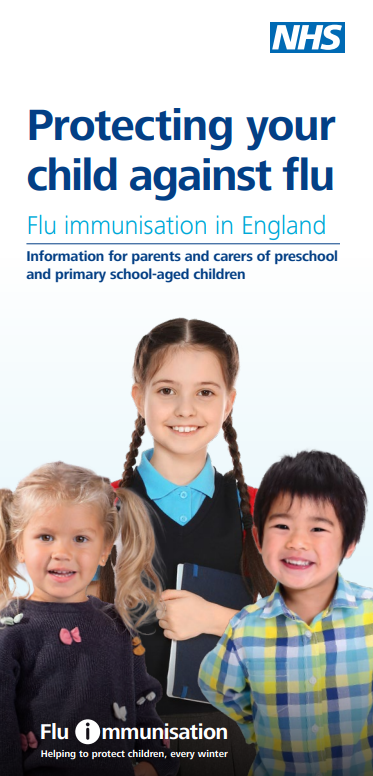 Protecting your child against flu