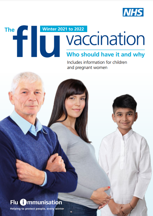 The flu vaccination - who should have it and why 2021